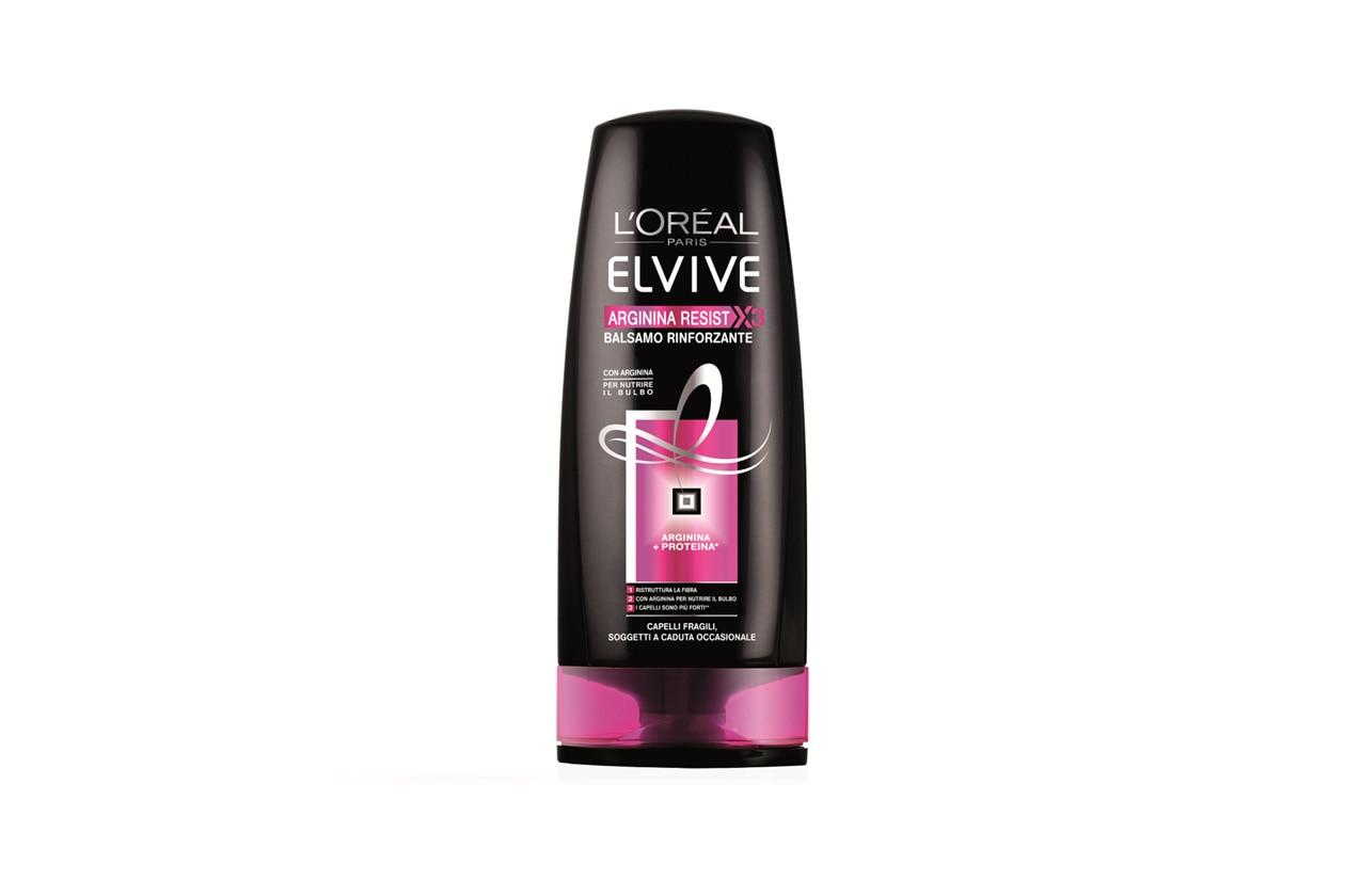 Prodotti per rinforzare i capelli: Elvive Arginina Resist X3 Balsamo Rinforzante di L'Oréal Paris