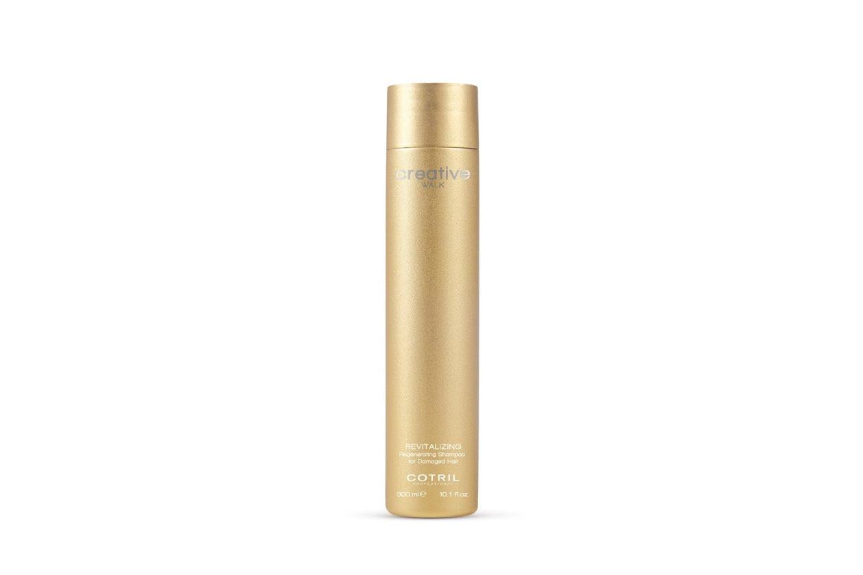 Prodotti per rinforzare i capelli: Revitalizing Regenerating Shampoo for damaged hair di Cotril
