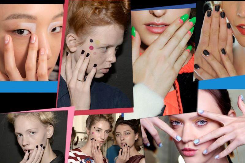 Reverse french manicure: la tendenza unghie Primavera 2015. Scopritela con la selezione di Grazia.it