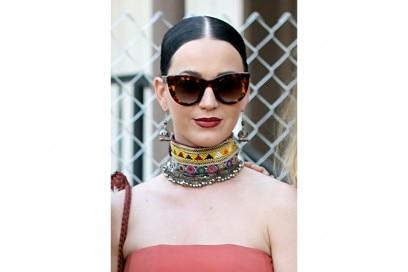 Rossetti scuri in primavera: Katy Perry