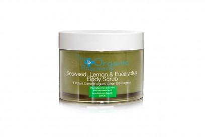 SCRUB CORPO: Seaweed, Lemon & Eucalyptus Body scrub di The Organic Pharmacy