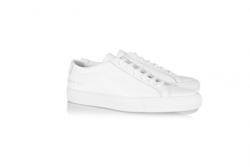 SNEAKERS: COMMON PROJECTS
