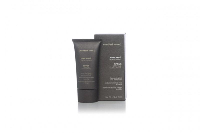 SOLARI 2015: Comfort Zone Sun Soul Protezioni Cream SPF 15 Face