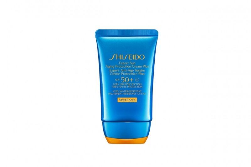 SOLARI 2015: Expert Sun Aging Protection Cream SPF 50+ di Shiseido