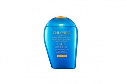 SOLARI 2015: Expert Sun Aging Protection Lotion SPF 30 di Shiseido