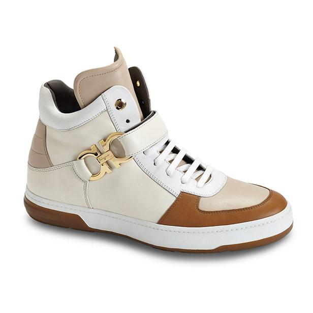 Le nuove sneaker di Salvatore Ferragamo