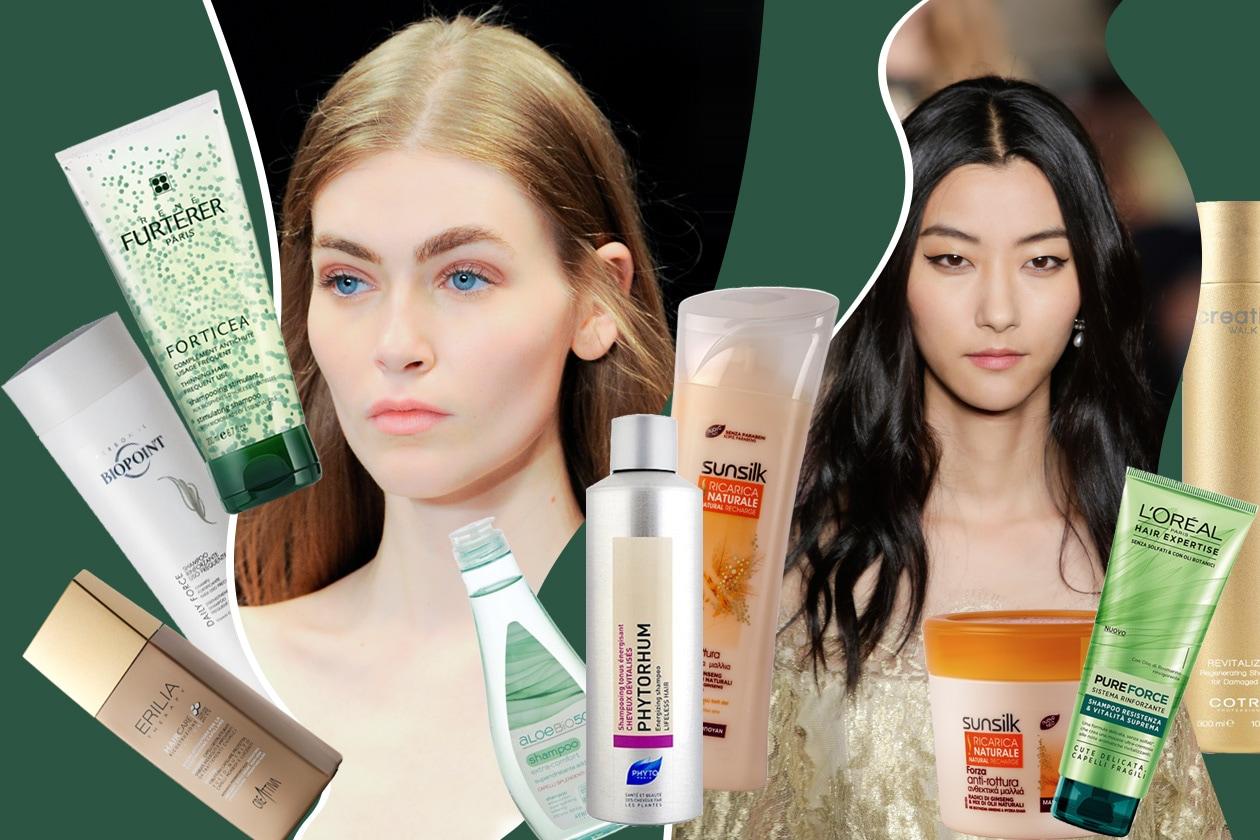 Shampoo, balsami e maschere per rinforzare i capelli: la selezione di Grazia.it