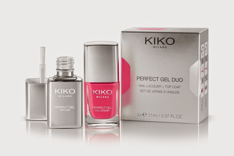 Smalti a lunga durata: KIKO Perfect Gel Duo