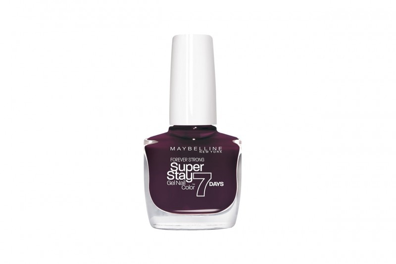 Smalti a lunga durata: Maybelline Super Stay Gel Nail Color 7 Days