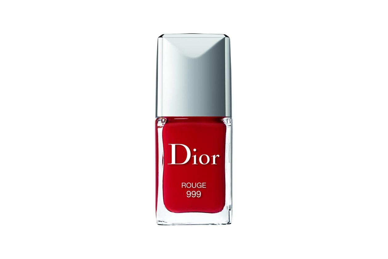 Tendenze smalti piedi per l'Estate 2015: Dior Vernis Rouge 999
