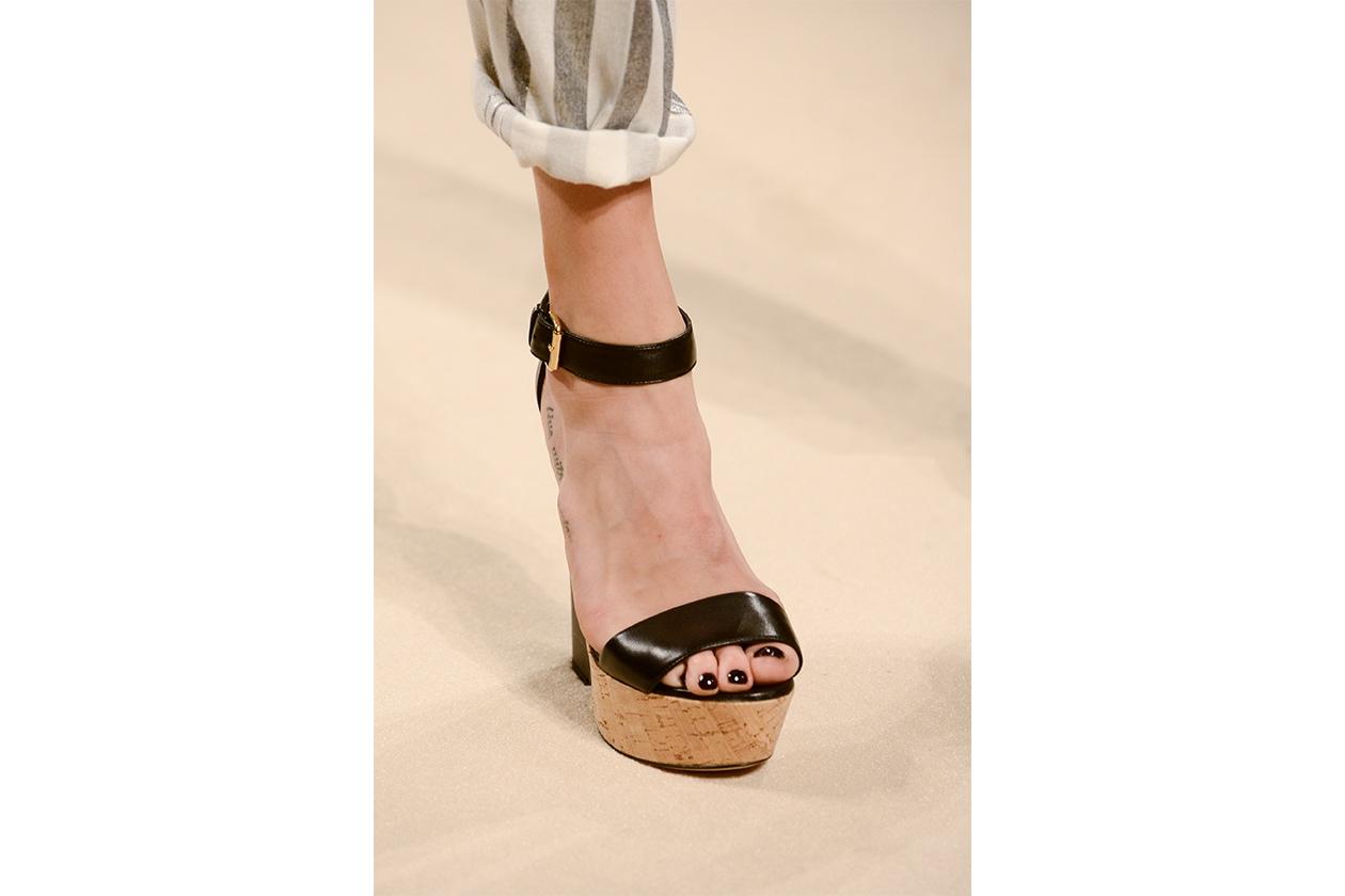 Tendenze smalti piedi per l'Estate 2015: Les Copains