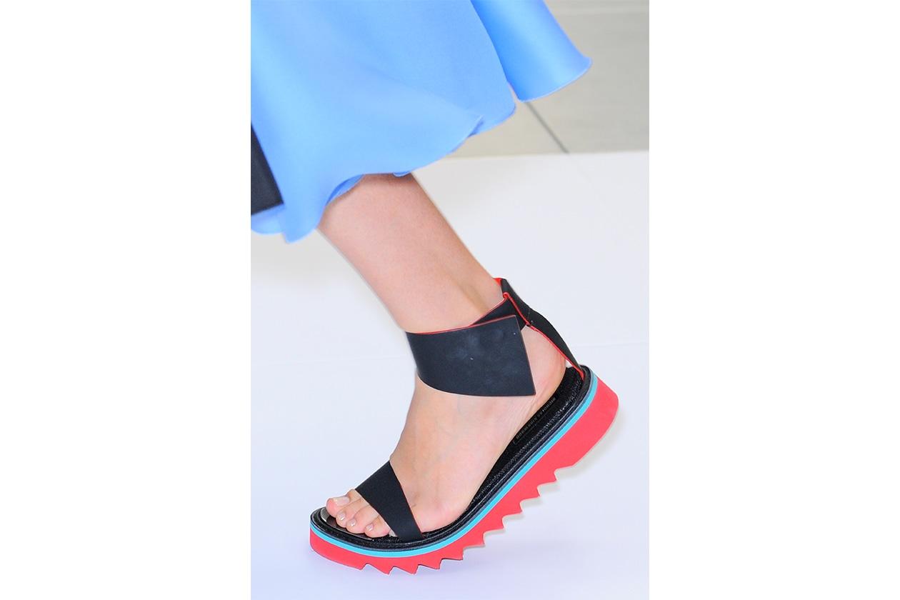 Tendenze smalti piedi per l'Estate 2015: Roksanda Ilincic