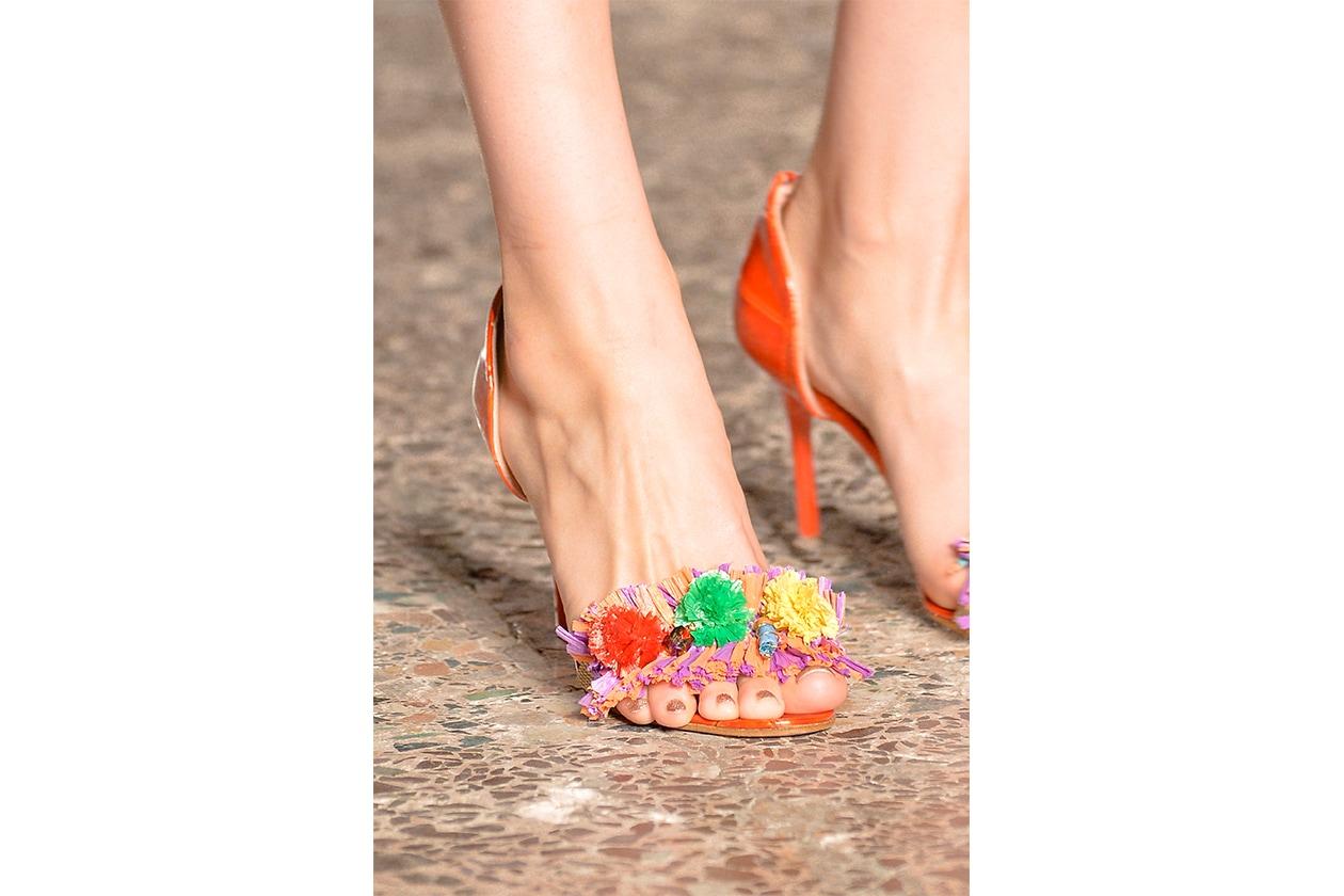 Tendenze smalti piedi per l'Estate 2015: Stella Jean