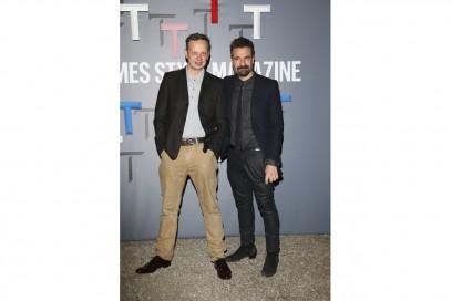 Tom Dixon and Ennio Capasa