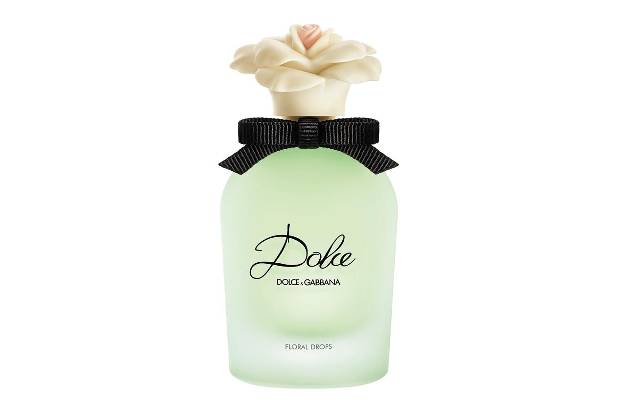 Tutti i profumi della primavera 2015: Dolce & Gabbana Floral Drops