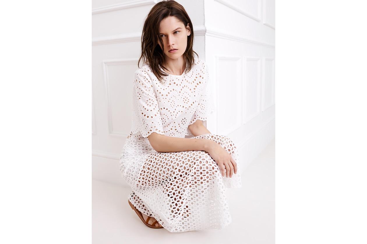 Zara white collection