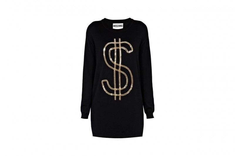 Abito Dollar: Moschino