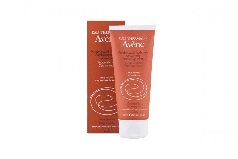 Autoabbronzanti viso: Avene Moisturizing Self-Tanning Lotion