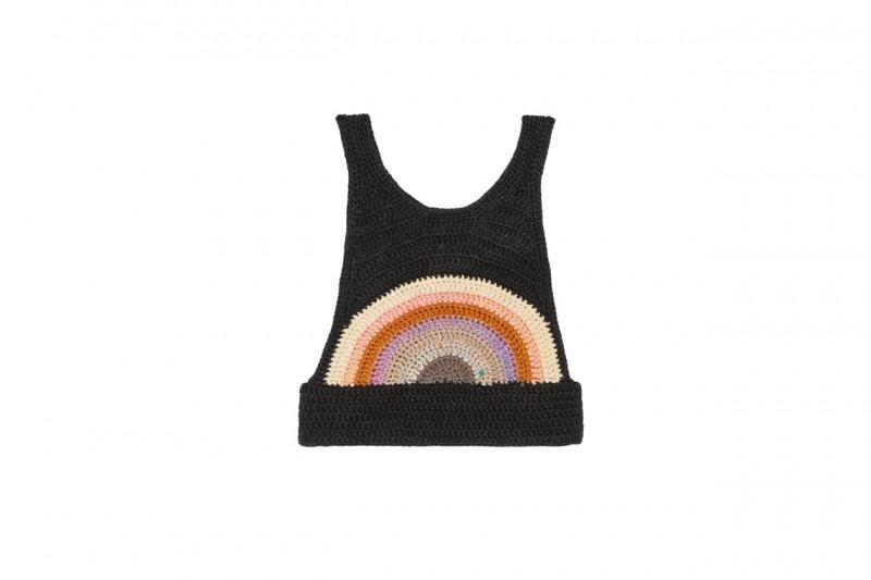 Top crochet: Anna Sui