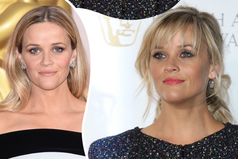 Star con frangia: Reese Witherspoon