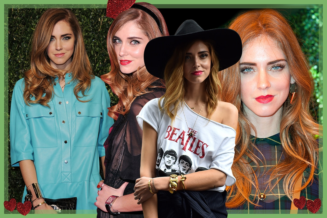 Chiara Ferragni trucco: make up naturale e sofisticato