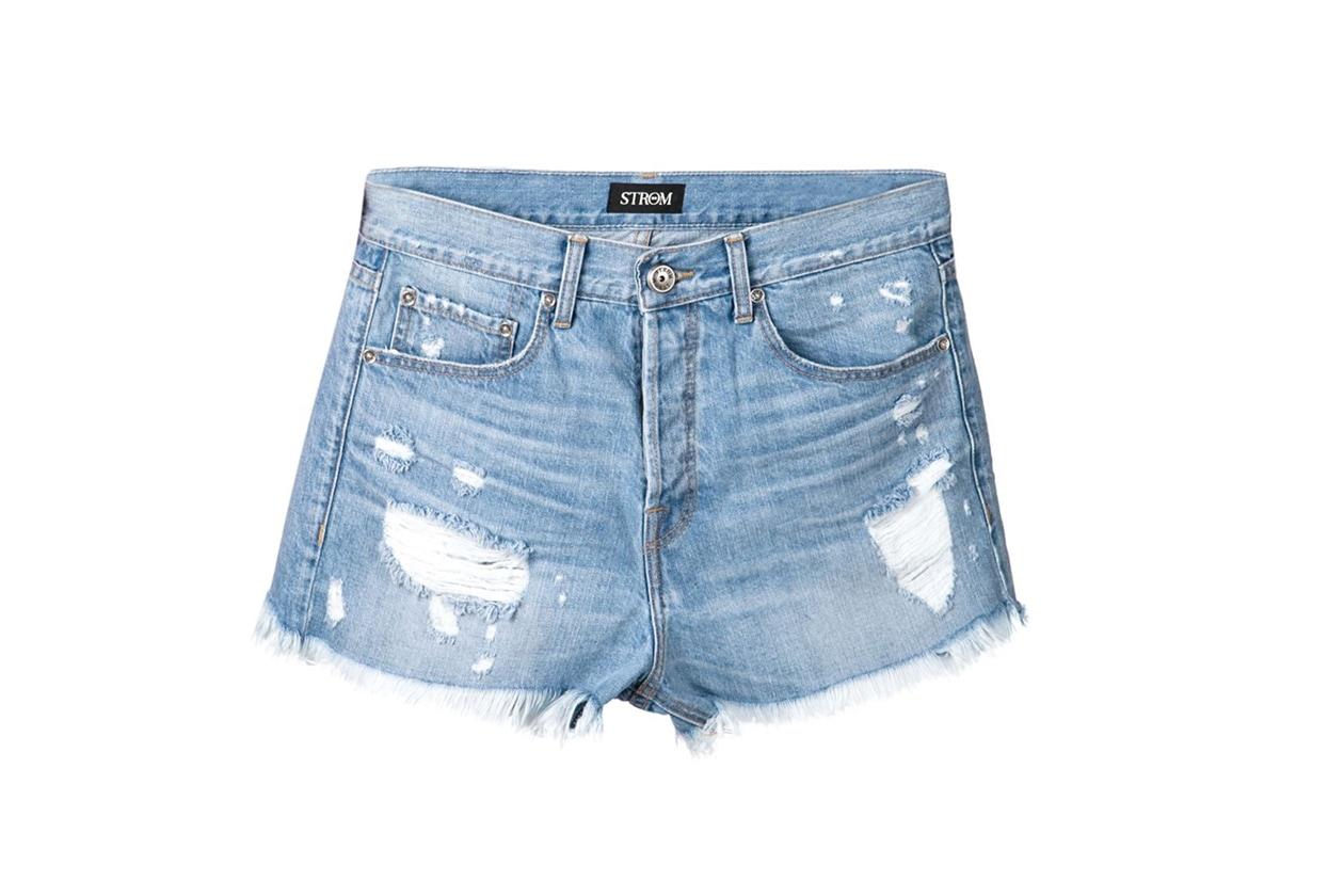 coachella style: shorts strom