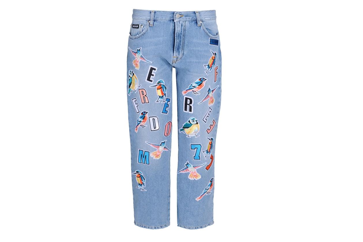 comic con style: jeans msgm