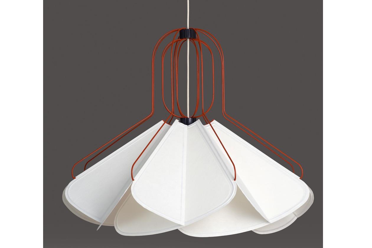 concertina lamp