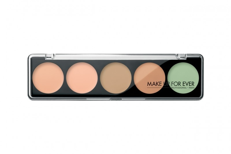 I 10 migliori correttori: Make Up For Ever Camouflage Cream Palette