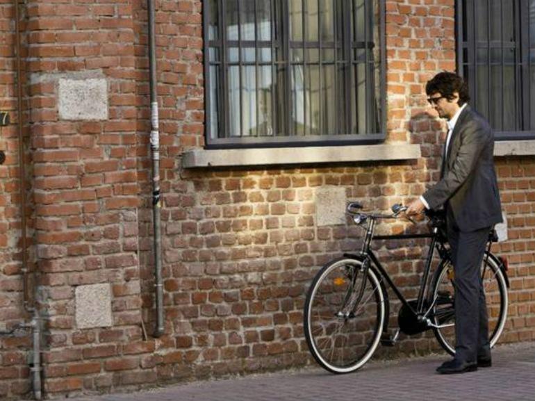 cover salone bicicletta mobile