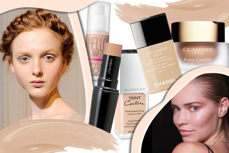 I migliori fondotinta per la pelle secca: la selezione di Grazia.IT