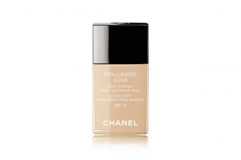 Fondotinta per la pelle secca: Chanel Vitalumiére Aqua