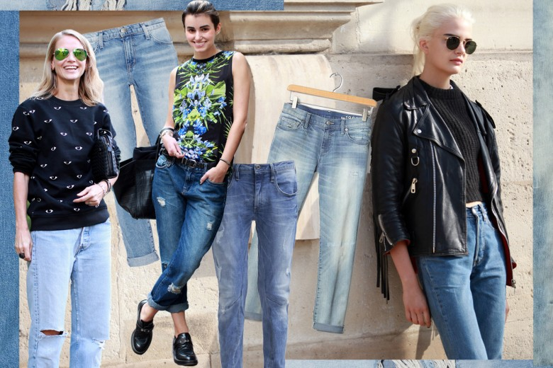 Mom Jeans, Boyfriend Jeans, Girlfriend Jeans: cosa sono e come si indossano