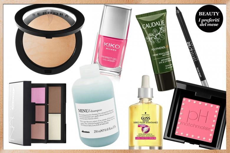 I prodotti beauty di Aprile scelti da Grazia.IT