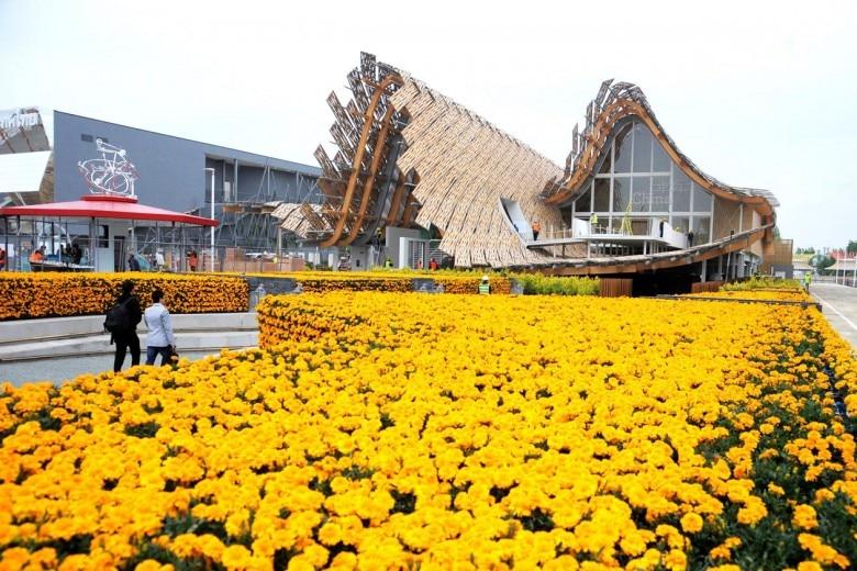 Expo Milano 2015: i padiglioni a due giorni dal via