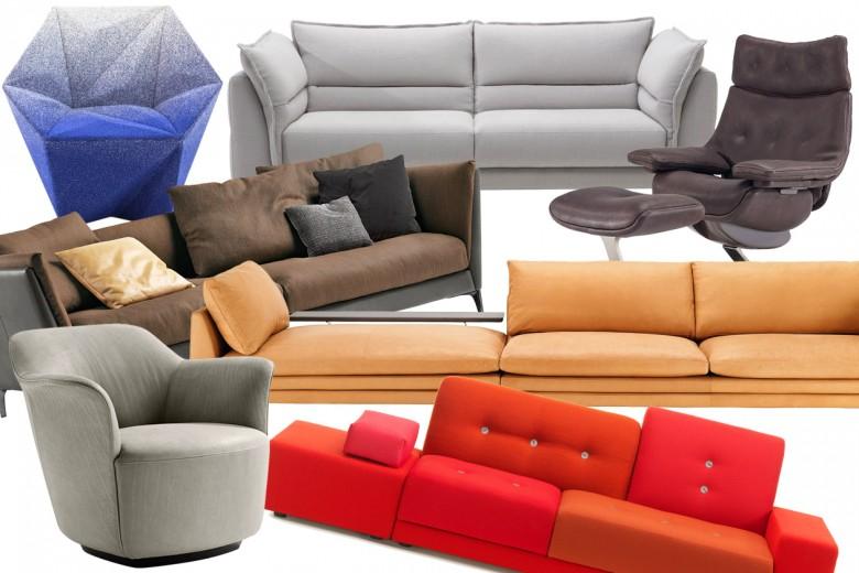 Salone del Mobile 2015: i 10 divani e poltrone più belli