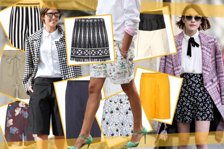 Bermuda: i modelli più cool della Primavera-Estate 2015