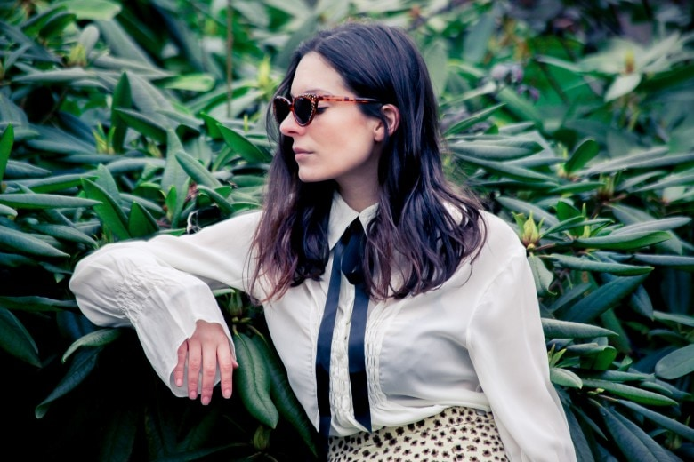 Andreea Bogdan: una trendsetter rumena a Londra
