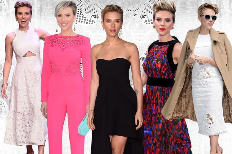 Scarlett Johansson: tutti i look