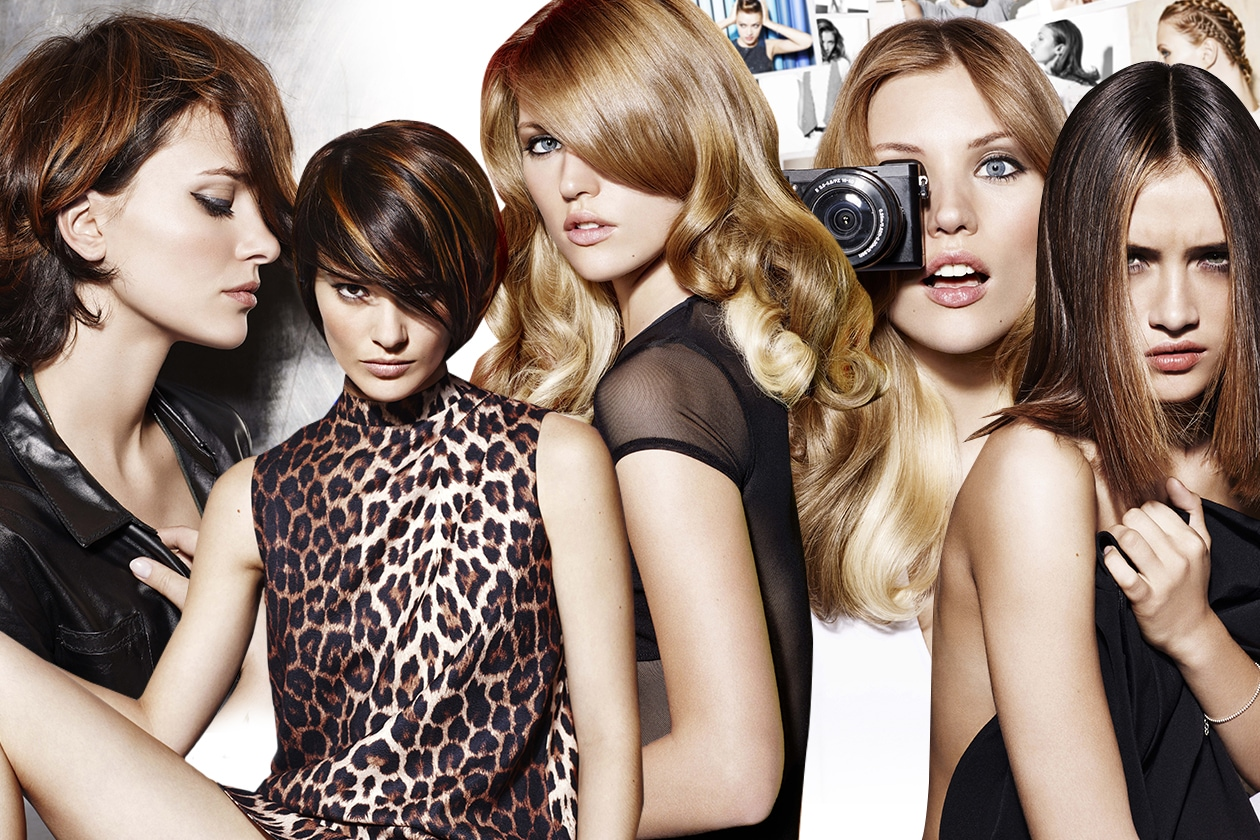 Capelli: i tagli Jean Louis David Primavera-Estate 2015