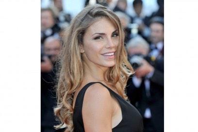 Nina Senicar trucco: effetto luce per il viso