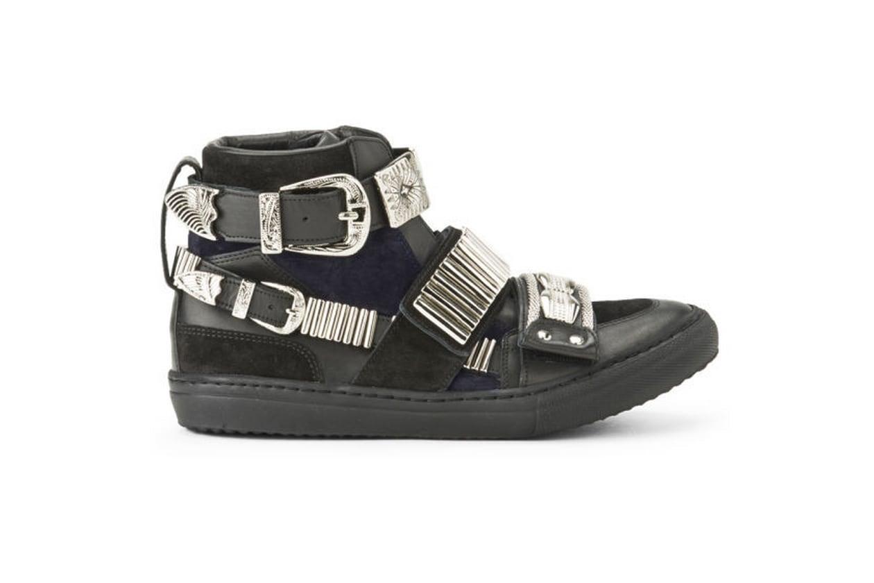rock in rio style: sneakers toga pulla