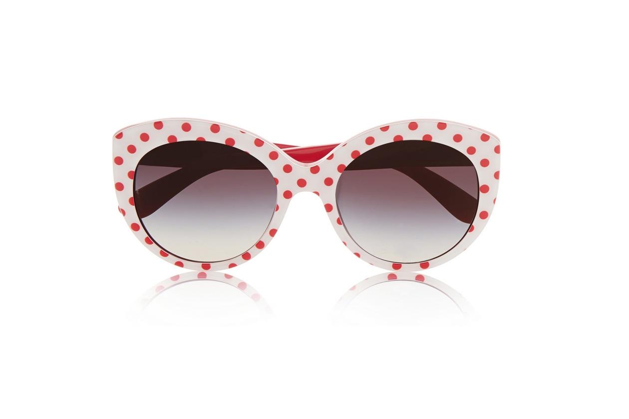 rockabilly style: occhiali da sole dolce&gabbana