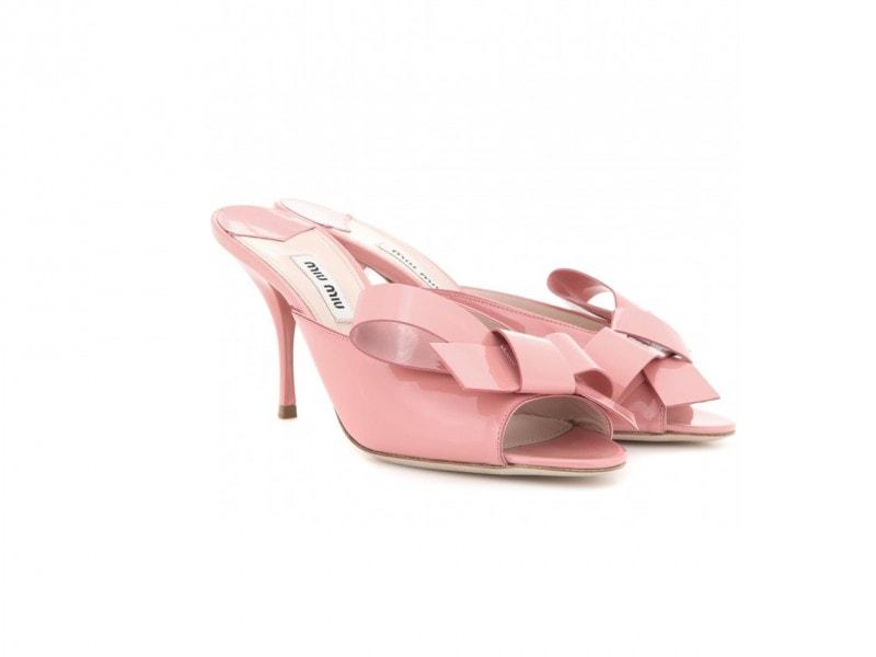 Sandali sabot: Miu Miu
