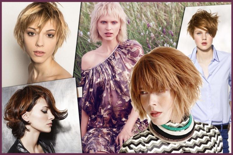 Capelli corti: i tagli donna dai saloni per la Primavera-Estate 2015