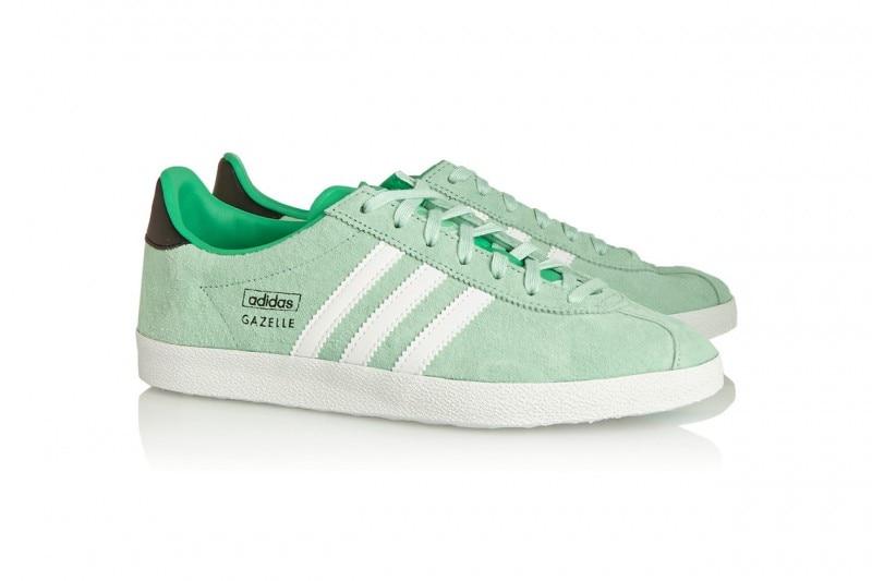 Sneaker in suede: Adidas Gazelle