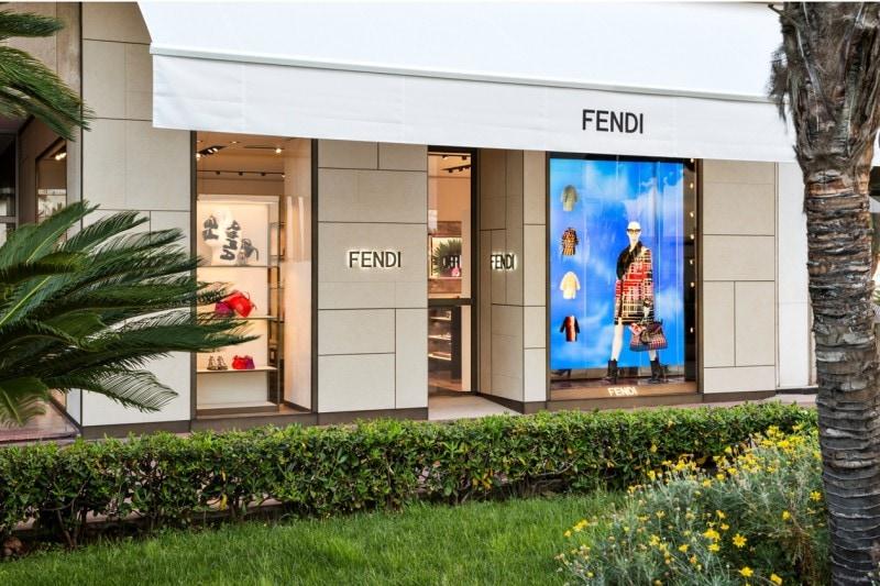01 FENDI Cannes Boutique