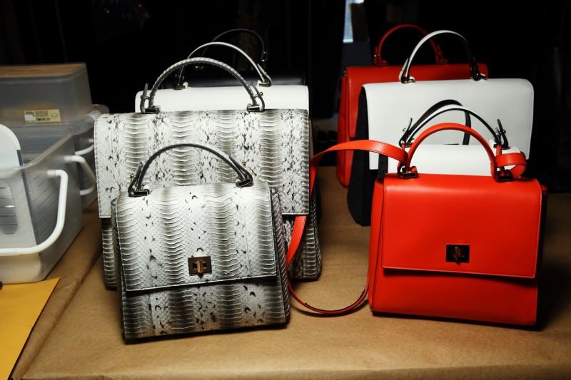 021 BOSS Bespoke bag