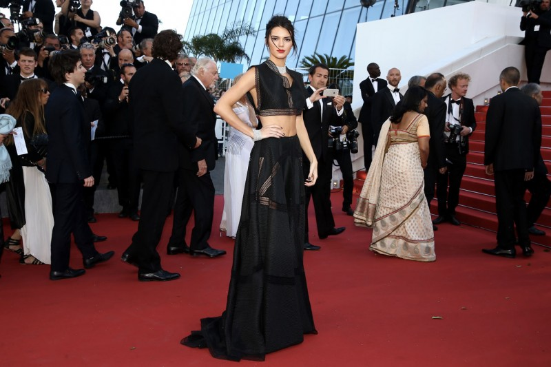 cannes 2015: kendall jenner