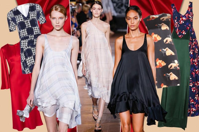 Abiti in seta: le tendenze per l'estate 2015